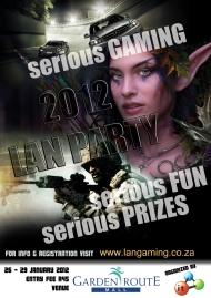 LanGaming Lan Poster